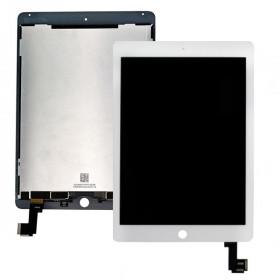 Pantalla Lcd + Pantalla táctil para Apple Ipad Air 2 White Replacement