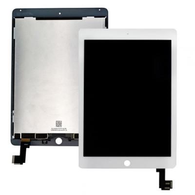 Afficheur Lcd + Ecran Tactile Pour Apple Ipad Air 2 Blanc