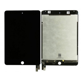 Display Lcd + Touch Screen per apple ipad mini 4 Nero Ricambio