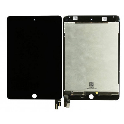 Display Lcd + Touch Screen per apple ipad mini 4 nero Ricambi
