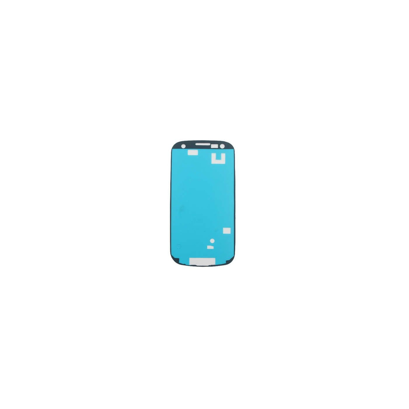 Biadesivo per vetro samsung galaxy s4 mini i9195 touch screen display adesivo