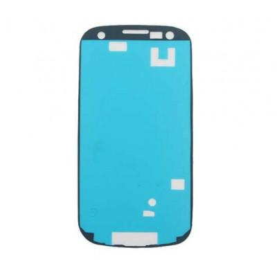 Biadesivo per vetro samsung galaxy s4 mini i9195 touch screen display adesivo