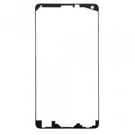 Etiqueta adhesiva doble de la pantalla táctil de la galaxia de Samsung de la nota 4 de la galaxia del pegamento de doble cara