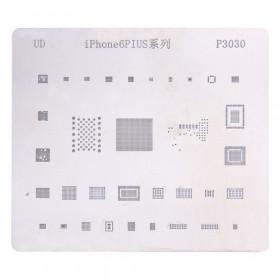 Reanudación del teléfono móvil iPhone 6 Plus Reparación de plantillas BGA Reballing