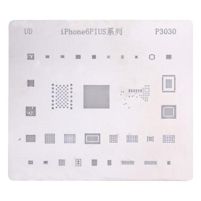 Réparation De Téléphone Portable Iphone 6 Plus Réparer Les Pochoirs Bga Reballing