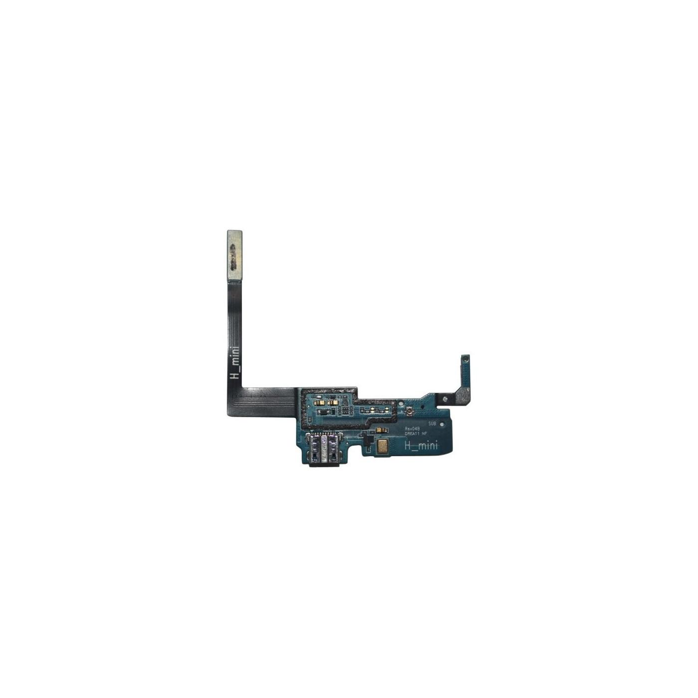 Flat flex connettore ricarica per Galaxy Note 3 Neo N7505 carica