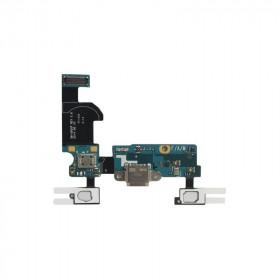 Conector de carga plana y flexible para el muelle de carga Galaxy S5 mini SM-G800F