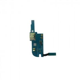 Flat flex charging connector for charging dock i9260 Galaxy Premier