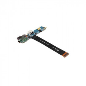 Flat flex charging connector for charging dock Galaxy S Advance i9070