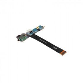 Conector de carga plana y flexible para carga de muelle Galaxy S Advance i9070