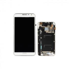 Display lcd touch schermo samsung Note 3 Neo bianco N7505 originale GH97-15540B