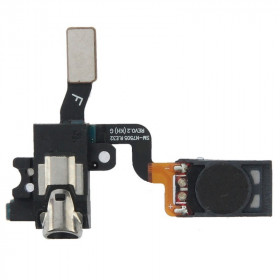 Flat flex Audio Jack para Samsung Galaxy Note 3 Neo N7505 auricular de repuesto