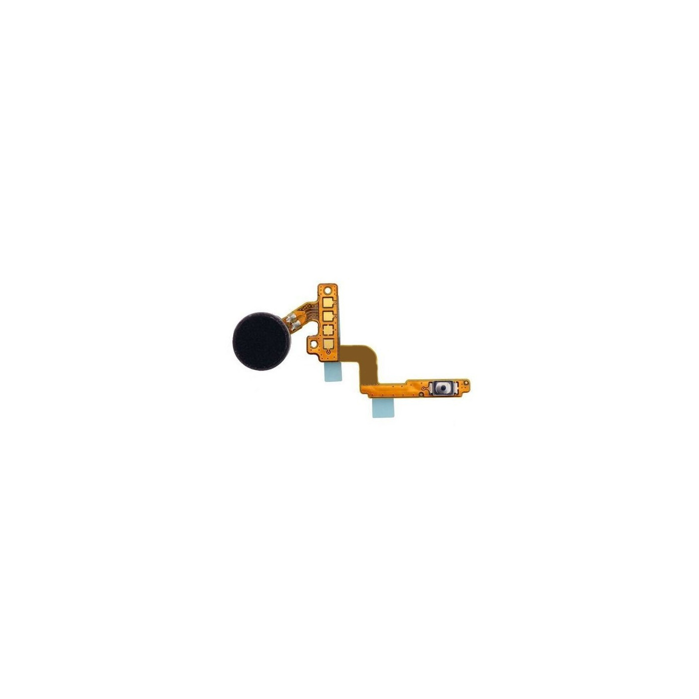 Vibrationsmotor + Ein-Aus-Taste für Samsung Galaxy Note 4 N910F