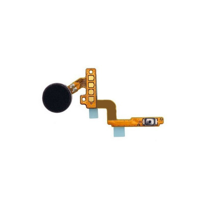 Moteur vibrant + bouton marche / arrêt pour Samsung Galaxy Note 4 N910F