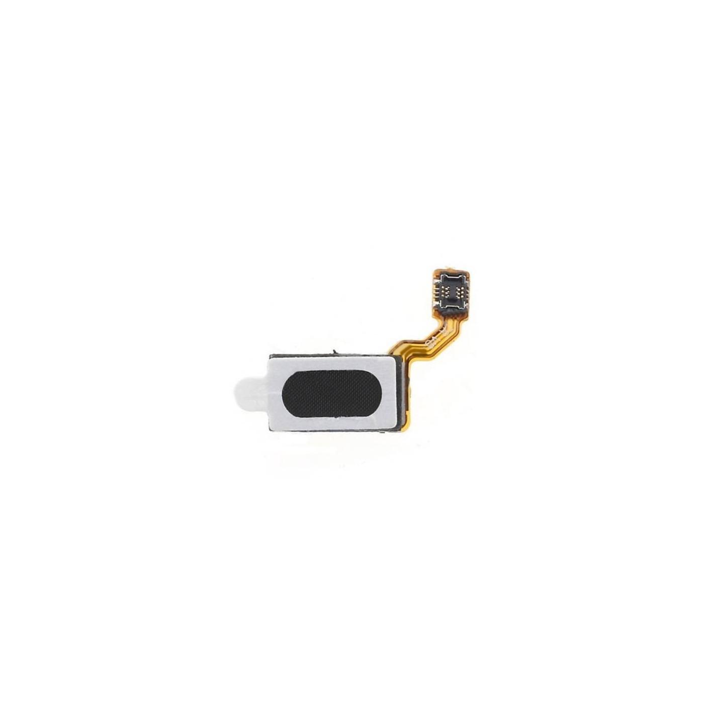 Appel du haut-parleur du Samsung Galaxy Note 4 N910F Flat flex