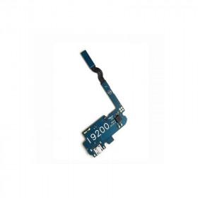 Connecteur de chargement de données plat pour station de recharge Samsung Galaxy Mega 6.3 GT-I9200