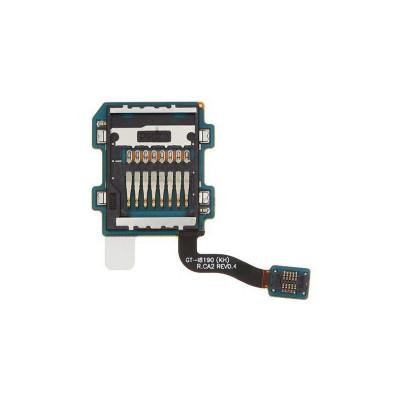 Reproductor de memoria sd para samsung galaxy s3 mini i8190 flat flex