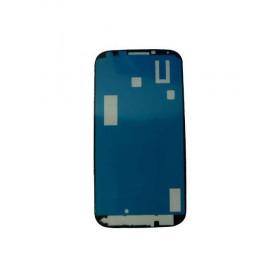 Adhesivo de doble cara para la pantalla de cristal de la pantalla táctil de Samsung galaxy s4