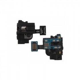 Flat flex audio jack for headphone samsung galaxy s4 original parts