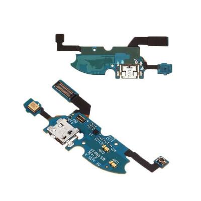 Connecteur de charge plat flexible pour Samsung USB S4 Mini I9195