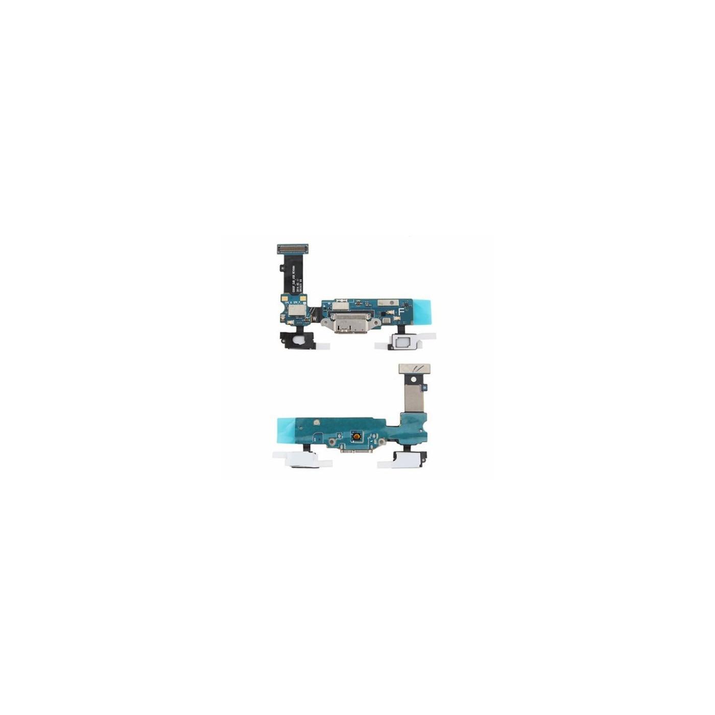 Flat flex plug carica dati originale per samsung galaxy s5 sm-g900 micro usb sensore tasti