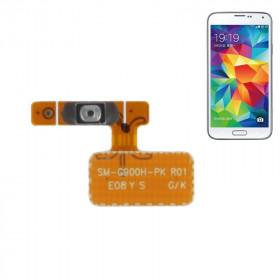 Botón de encendido y apagado Botón de encendido y apagado de Samsung Galaxy S5 G900