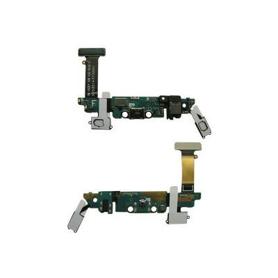 Conector de carga plana y flexible para base de datos Samsung Galaxy S6 G920F