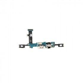 Conector de carga plana de la flexión para la carga de Samsung Galaxy A3 2016 / A310F