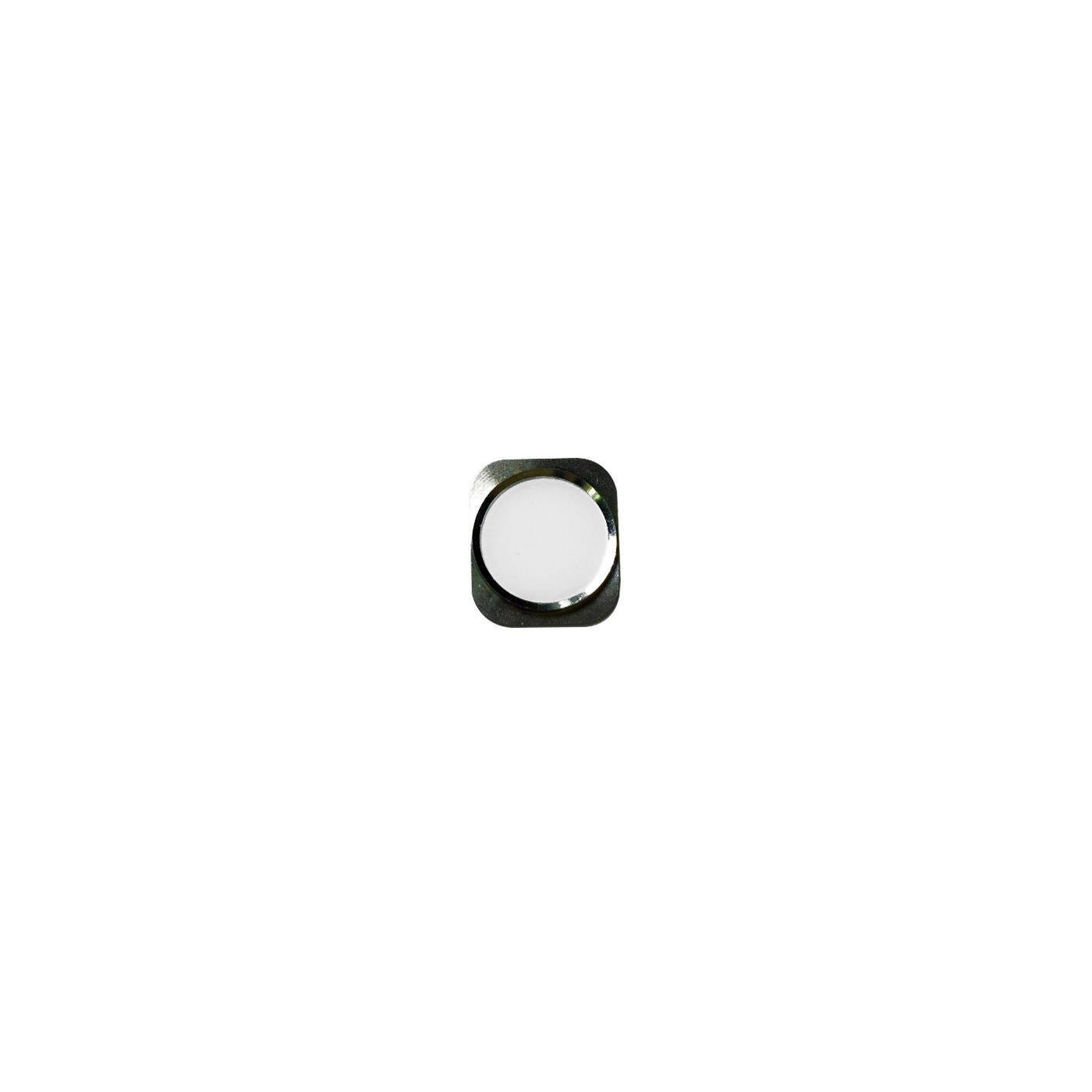 Tasto home per iPhone 6 - 6 Plus bianco button bottone centrale pulsante cursore