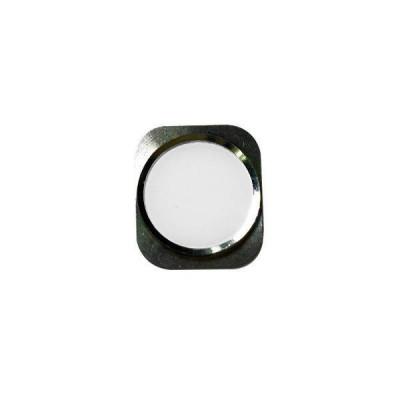 Botón De Inicio Blanco Para Iphone 6-6 Plus Blanco