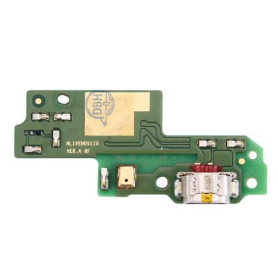 Conector de carga plana y flexible para base de datos Huawei P9 Lite