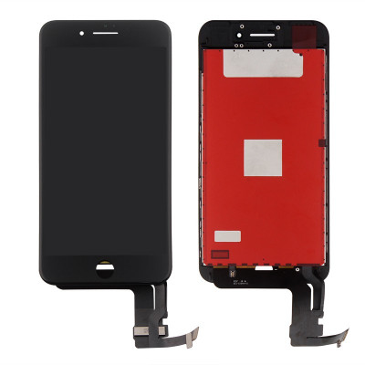 TOUCH GLASS LCD DISPLAY for Apple iPhone 7 PLUS BLACK TIANMA ORIGINAL SCREEN