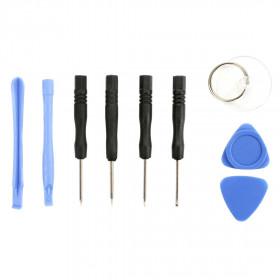 Kit 9 herramientas de reparación universal para teléfonos inteligentes y teléfonos móviles iphone 7