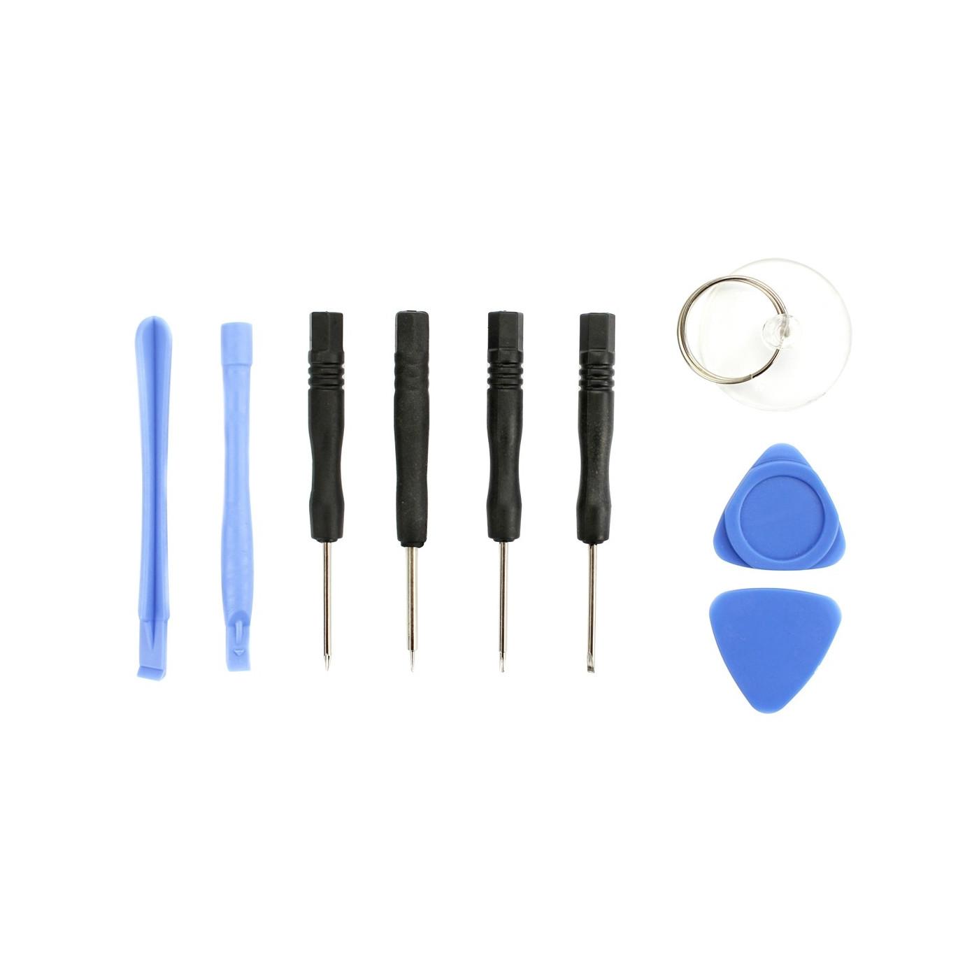Kit 9 outils de réparation universels pour smartphones et téléphones portables iphone 7