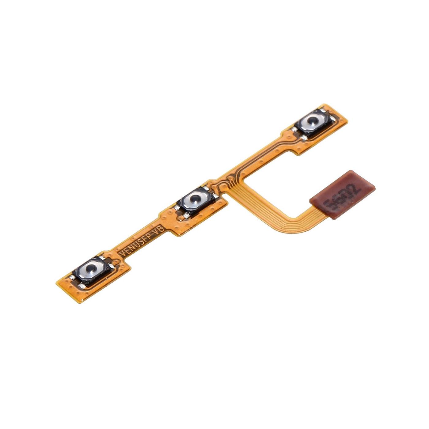 Flat flex Huawei P9 Lite tasto tasti power volume muto on off accenzione