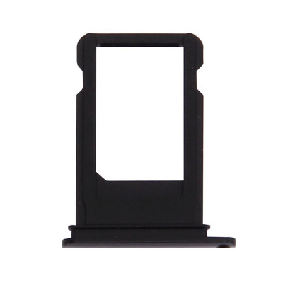 CARTE SIM CARTE Apple iPhone 7 Noir SLOT SLIDE TROLLEY TRAY REMPLACEMENT