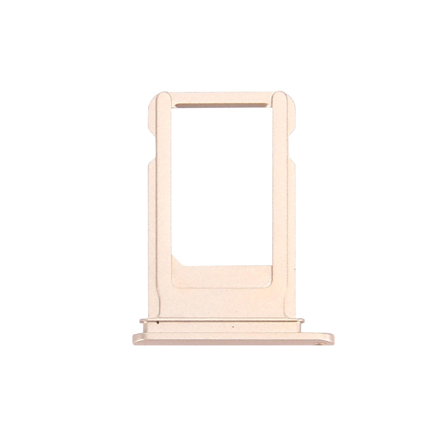 TITULAR DE LA TARJETA SIM Apple iPhone 7 Gold REEMPLAZO DE LA BANDEJA DEL CARRO DE DESLIZAMIENTO SLOT