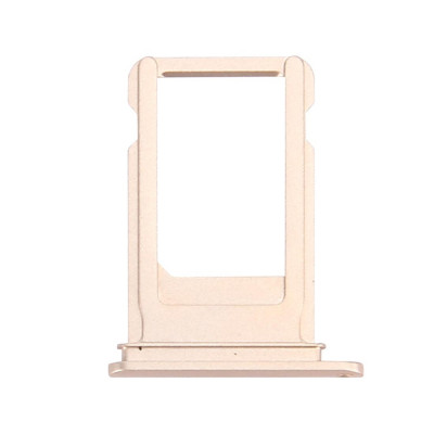 PORTA SIM SCHEDA Apple iPhone 7 Gold SLOT SLITTA CARRELLO VASSOIO RICAMBIO