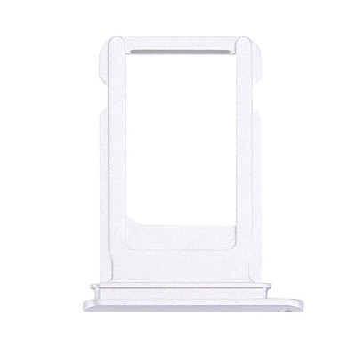 SIM-KARTE KARTE Apple iPhone 7 Silber SLOT SLIDE TROLLEY TRAY ERSATZ