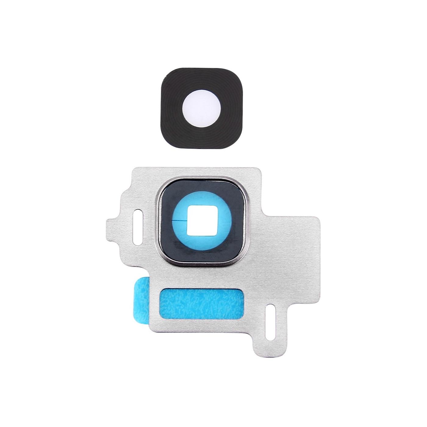 Cadre d'objectif de caméra + Samsung Galaxy S8 G950F or