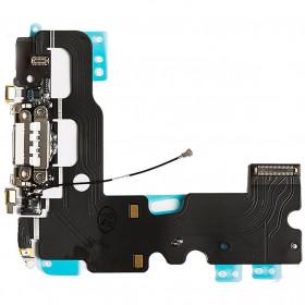 Flat flex connettore di ricarica per iphone 7 bianco dock audio microfono