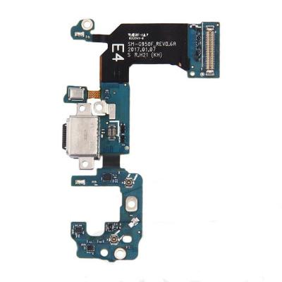 Flat Flex connettore di Ricarica per Galaxy S8 G950F Microfono