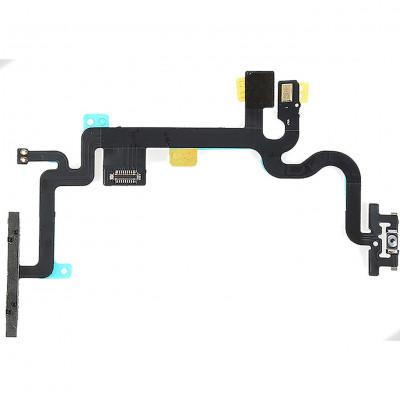 Teclas flex planas volumen de energía Activado Off para Iphone 7