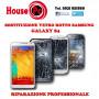 Sostituzione vetro rotto Galaxy S4 I9505 riparazione rigenerazione display LCD