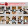 Sostituzione vetro rotto HUAWEI P10 PLUS - P9 PLUS riparazione rigenerazione