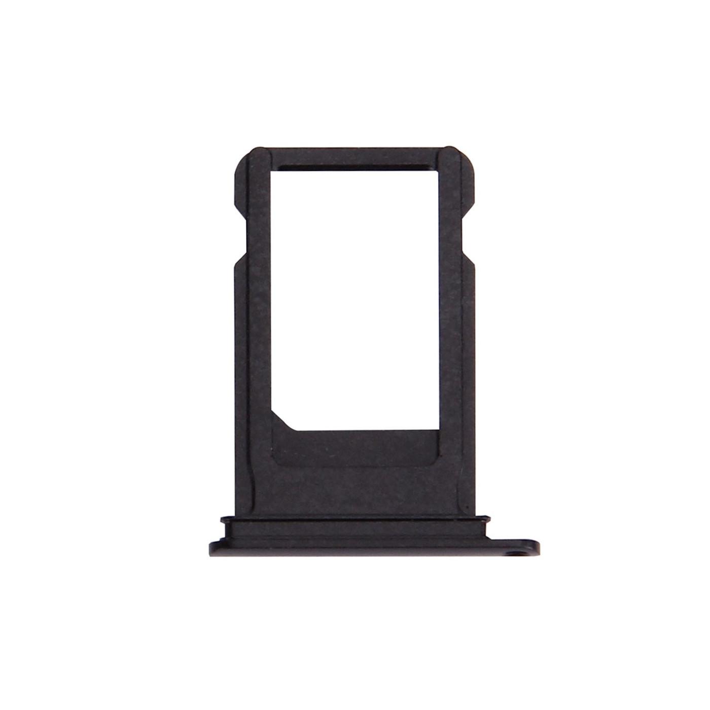 TARJETA SIM CARD Apple iPhone 7 PLUS Black SLOT SLIDE TROLLEY BANDEJA REEMPLAZO