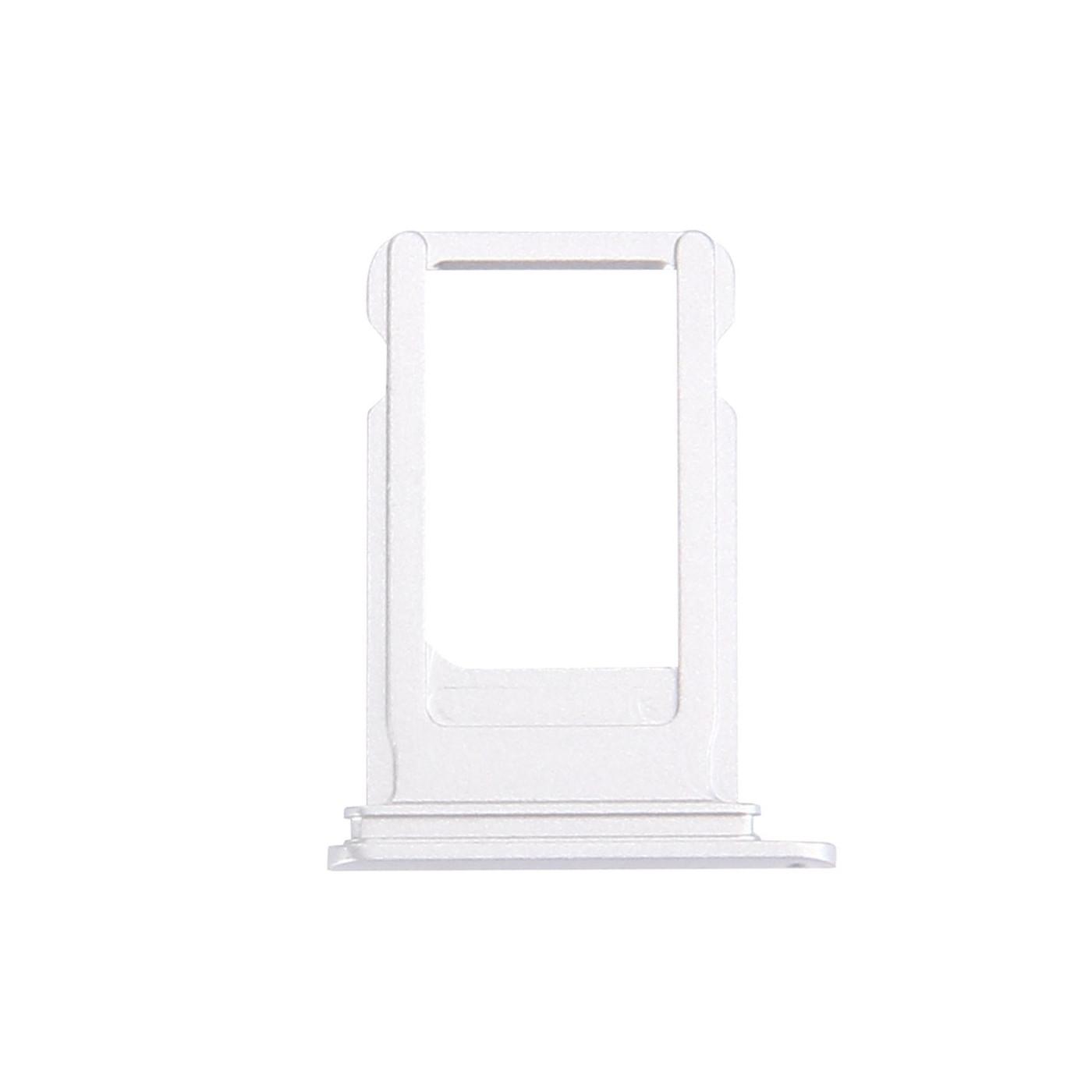 CARTE SIM CARTE iPhone 7 PLUS Silver REMPLACEMENT DU PLATEAU SLL SLIDE TROLLEY