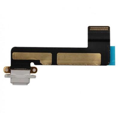 Connettore Di Ricarica Per Apple Ipad Mini Bianco Flex Flat Porta Di Carica