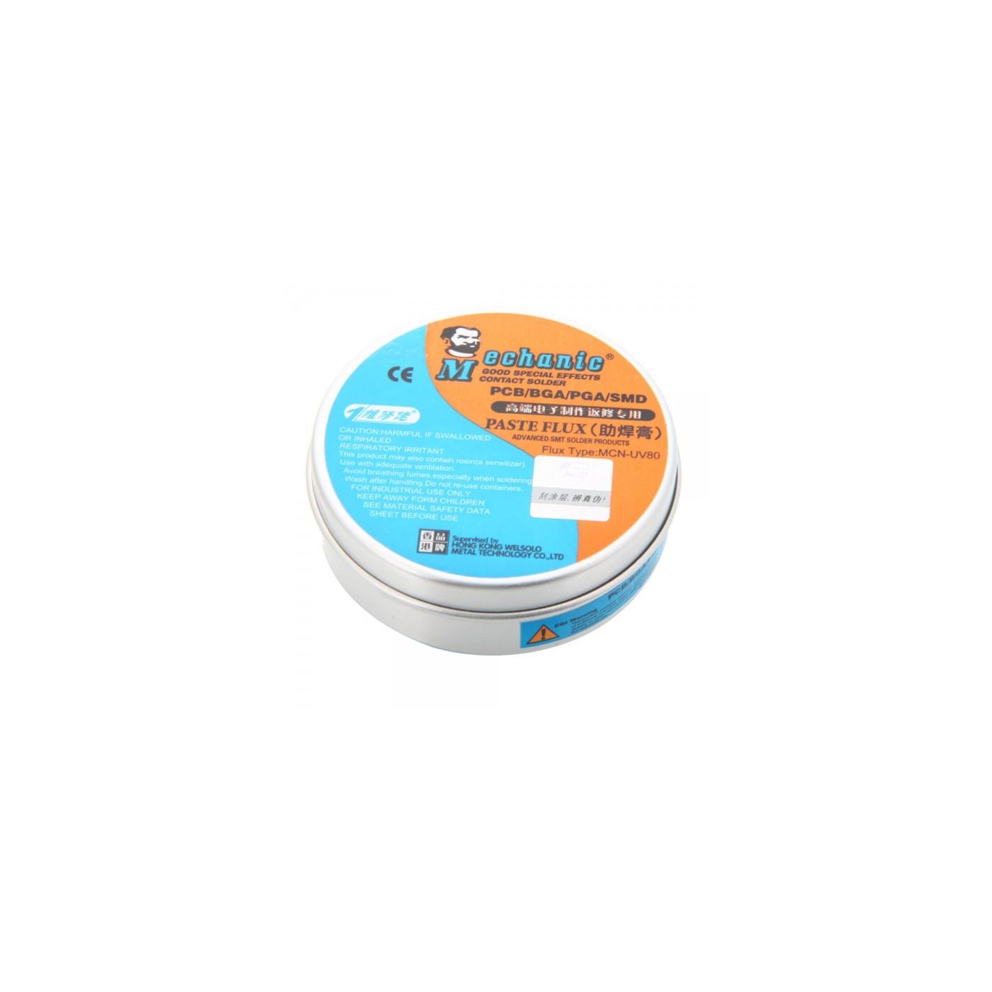 MECHANIC PASTE FLUX MCN-UV80 Saldatore meccanico SMT avanzato