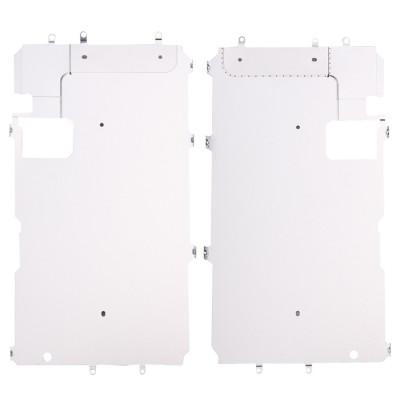 Support métallique arrière Iphone 7 PLUS plaque métallique lcd retour